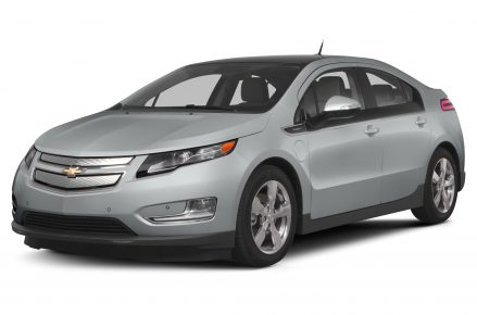 chevrolet volt rental car