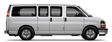 Airport Van Rental Orange County