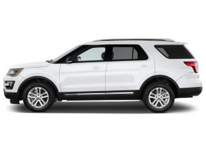 7 passenger car rental in san diego