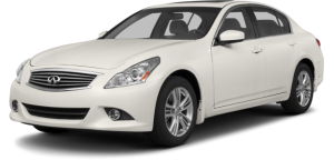 luxury infiniti auto rental