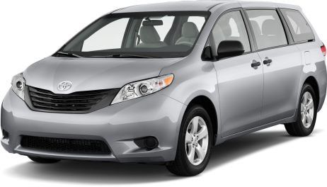 minivan airport rental