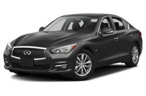 luxury infiniti q50 available for rental