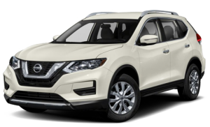 Midsize SUV rental near SNA Orange County