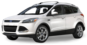 intermediate suv rental