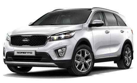 Passenger Kia Sorento Suv Rental In Ca United Auto Rental